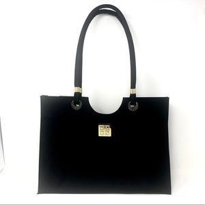 Givenchy Large Black Nylon Tote Bag